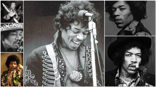 Johnny Allen Hendrix